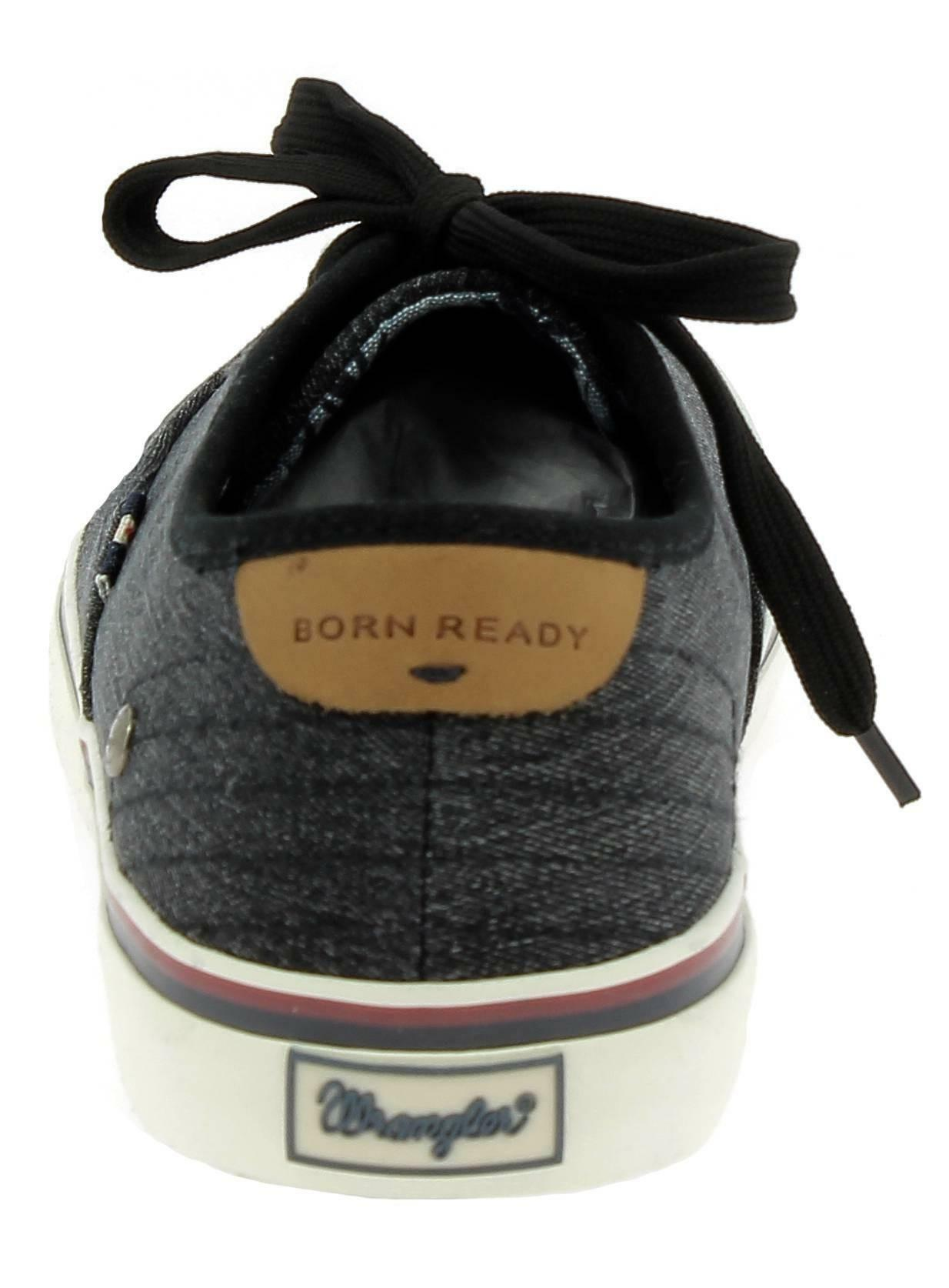 wrangler wrangler legend board scarpe sportive nere