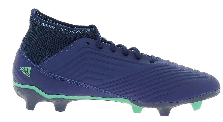 adidas adidas predator 18.3 fg scarpe calcio uomo blu cp9304