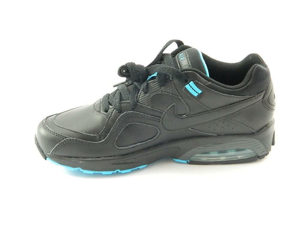nike nike go strong gs scarpe sneakers basse low nere black