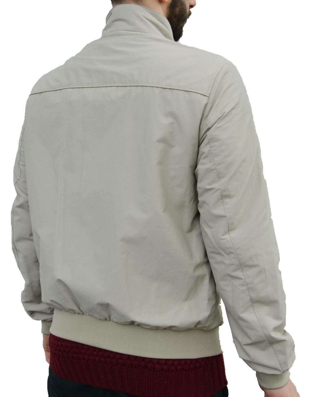 geox geox jacket safari giubbino sportivo uomo beige m8220d