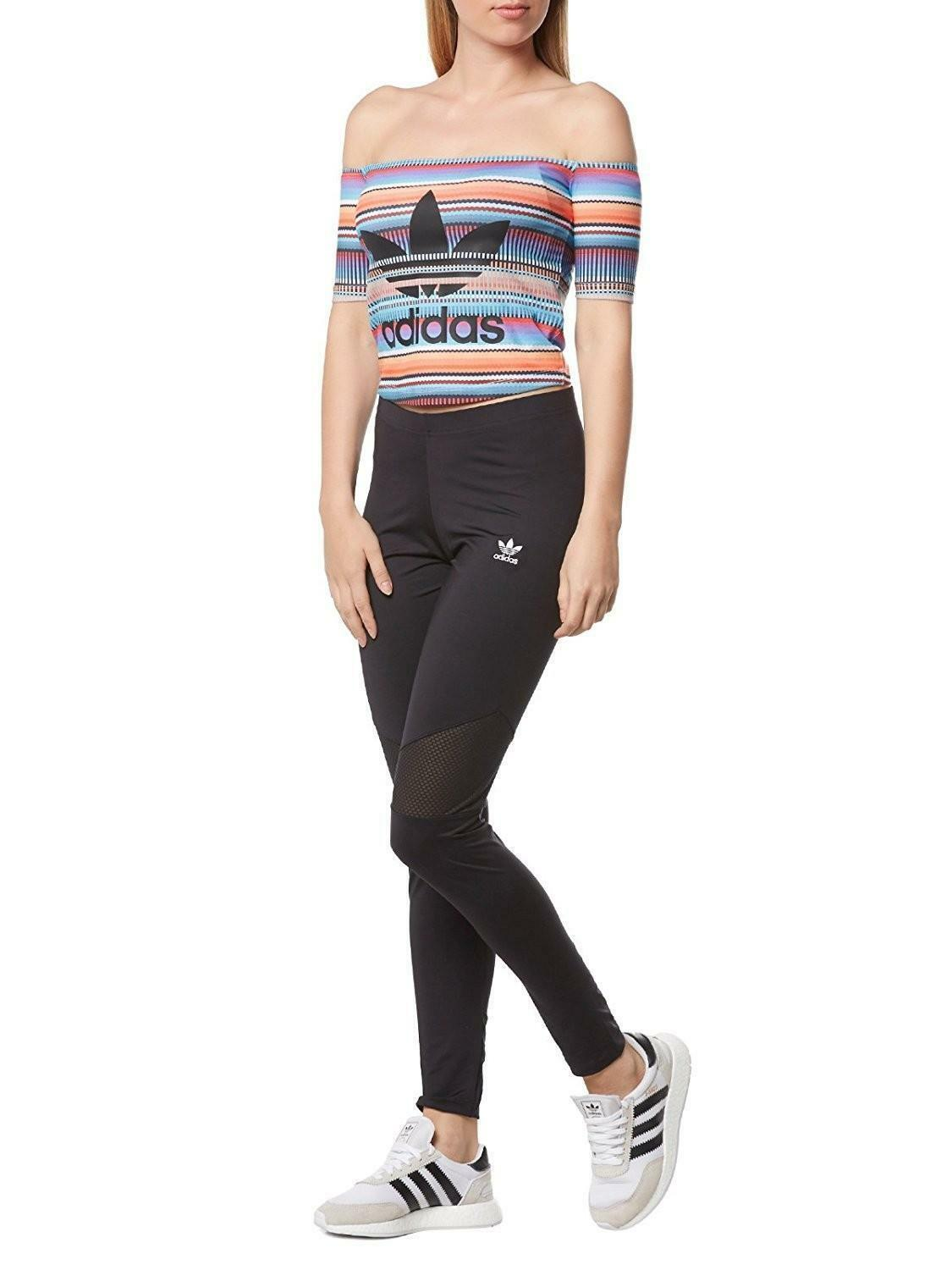 adidas adidas t-shirt off should top donna multicolore cw1392