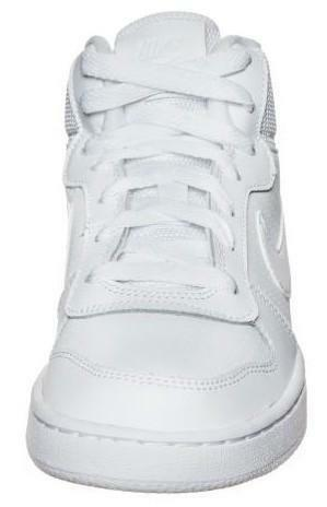 nike nike court borough mid bianche
