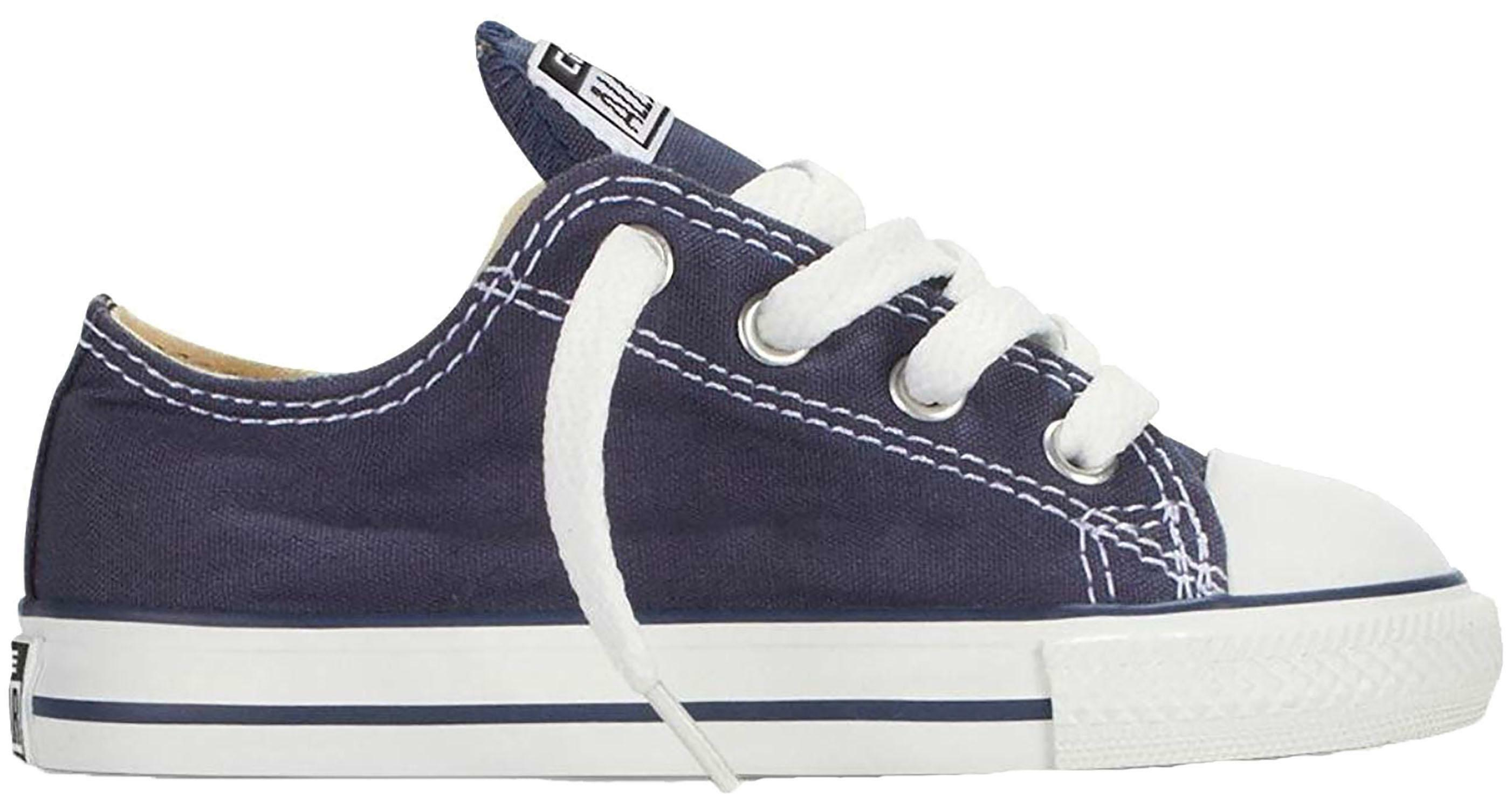 converse all star ct junior sneakers blue navy 3j237