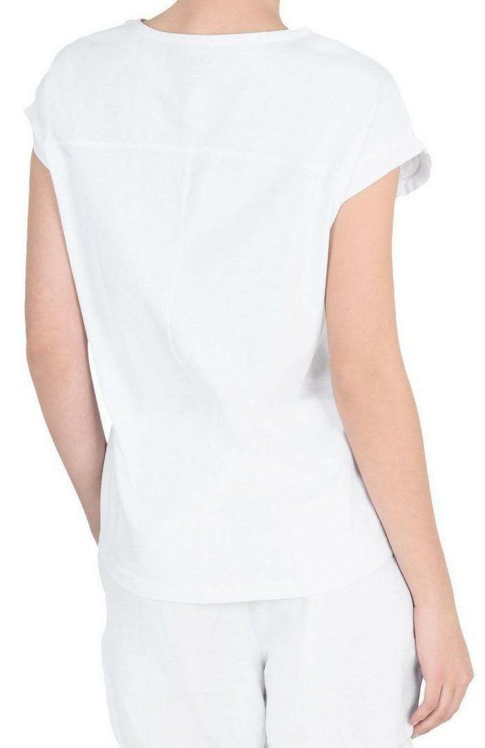 napapijri napapijri shalvina t-shirt donna bianca