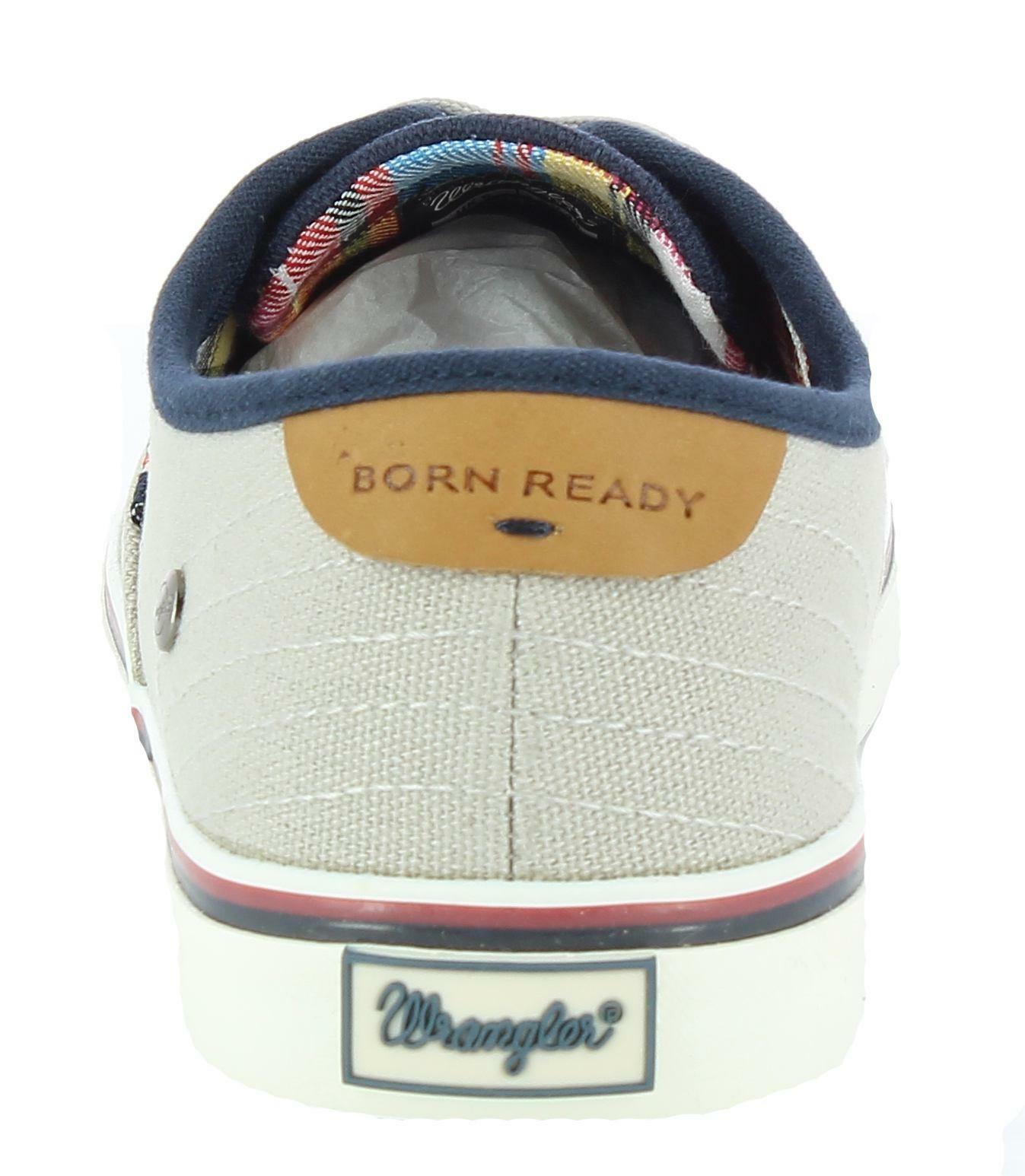 wrangler wrangler legend board scarpe sportive uomo grigie