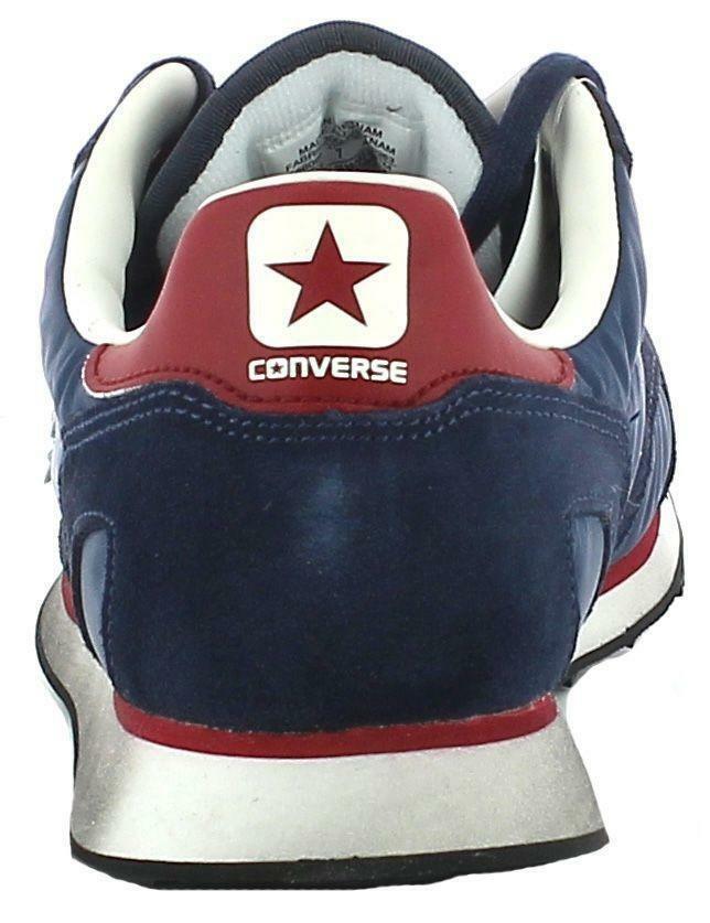 converse converse auckland racer distressed ox scarpe sportive donna blu 156808c