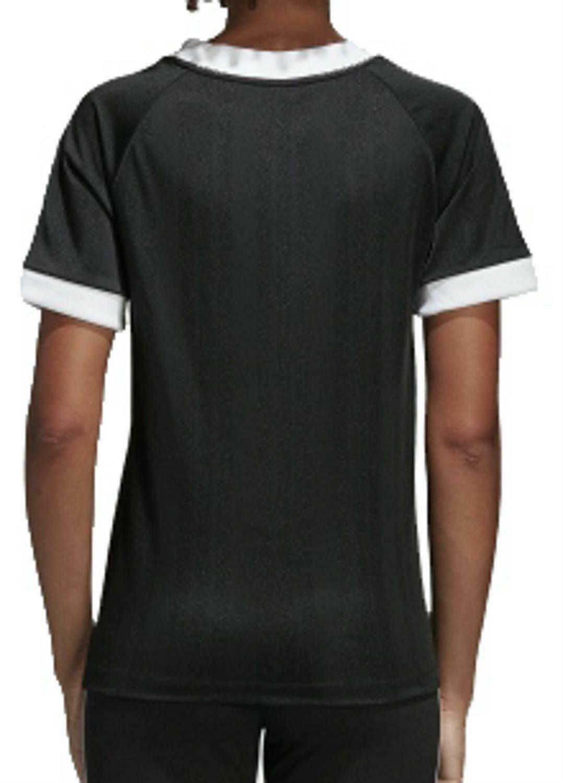 adidas adidas sc football t-shirt donna nera