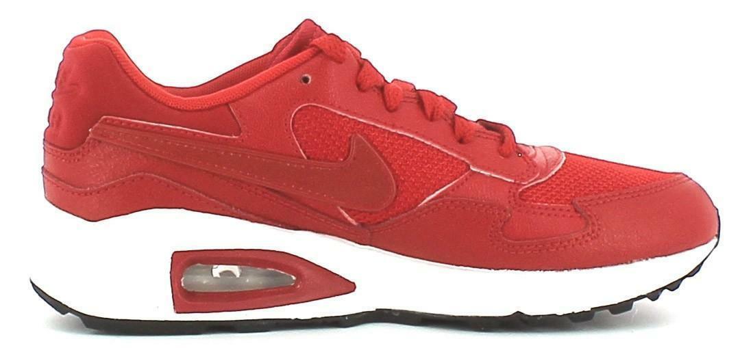 nike nike air max st scarpe sportive rosse