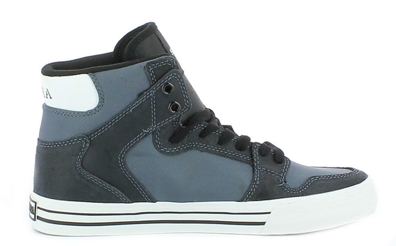 supra supra scarpe sportive uomo grigie carbone