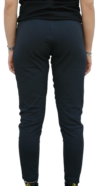 adidas adidas ess 3s tight leggings donna neri di0115