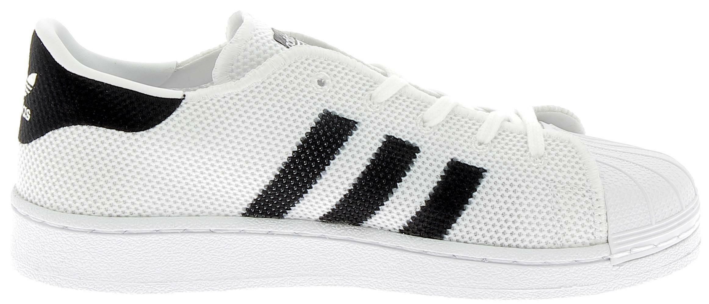 adidas originals adidas superstar c scarpe sportive bambino/a bianche
