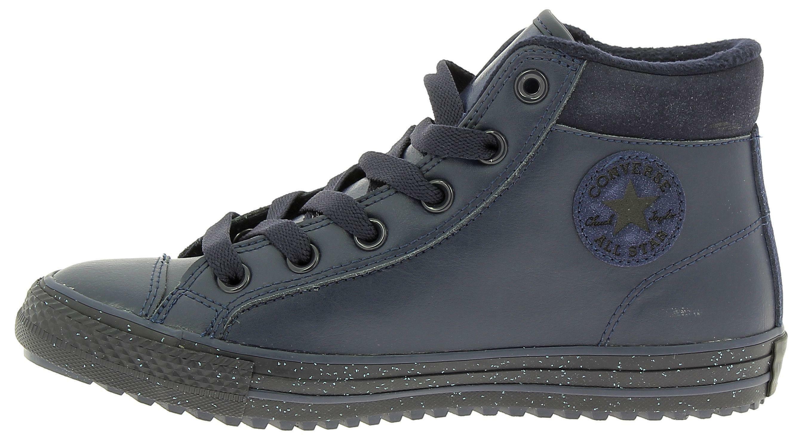 converse converse ctas boot sneaker unisex blu