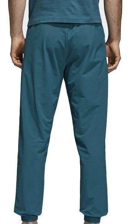 adidas adidas pantaloni tuta uomo verdi ce2230