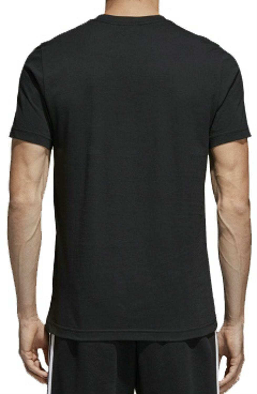 adidas adidas traction tongue t-shirt uomo nera ce2242