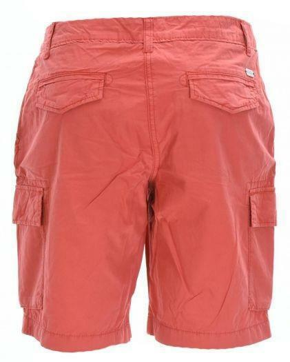 napapijri napapijri nalibu pantaloncini uomo rossi