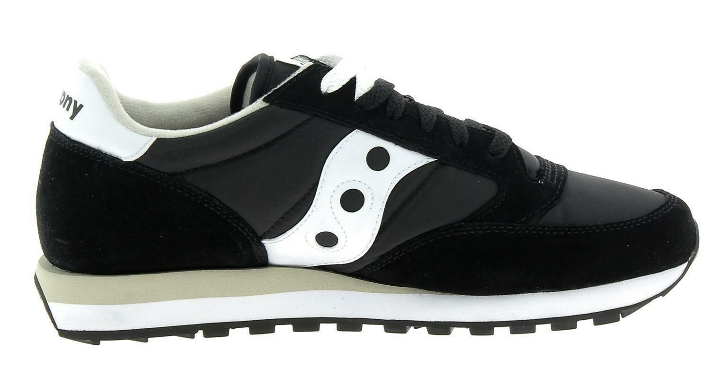 saucony saucony jazz original scarpe uomo nere
