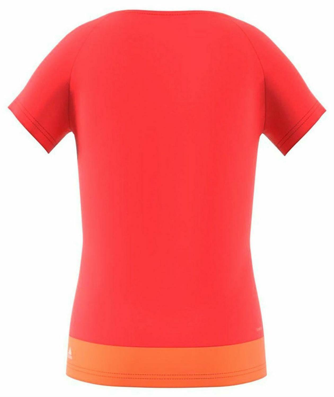 adidas adidas yg gu tee t-shirt donna rosa
