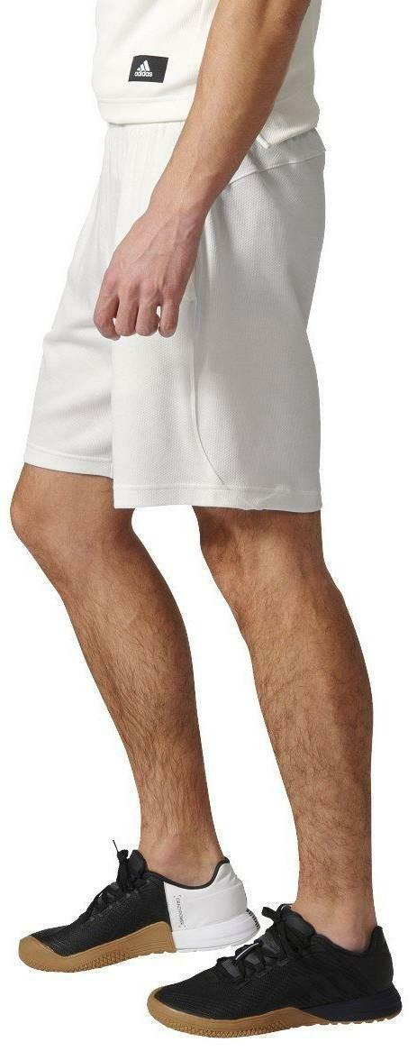adidas adidas undsp chelsea pantaloncini uomo bianchi