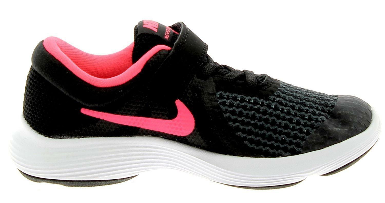 nike nike pico 4 psv scarpe sportive bambina nere