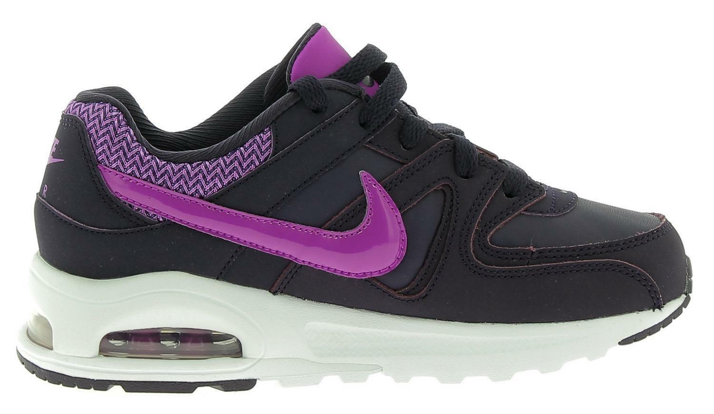 nike nike air max command flex scarpe sportive bambina viola