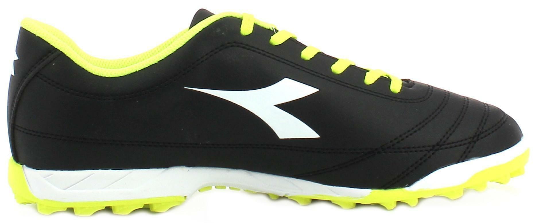 diadora diadora 650 iii tf scarpini calcetto uomo neri