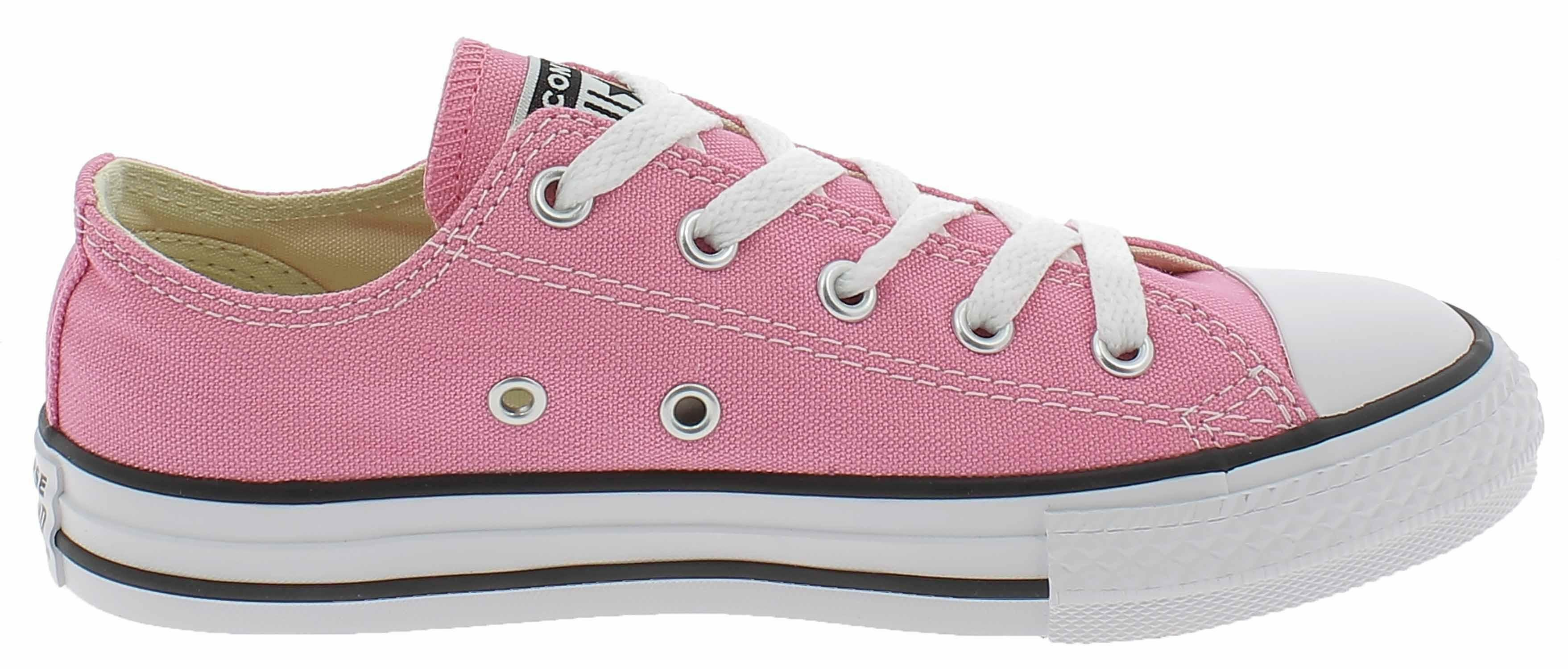 converse converse all star ct scarpe bambina rosa basse 3j238