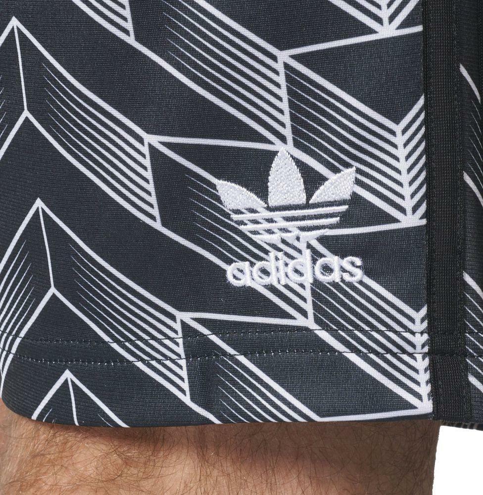 adidas adidas soccer shorts pantaloncino uomo nero