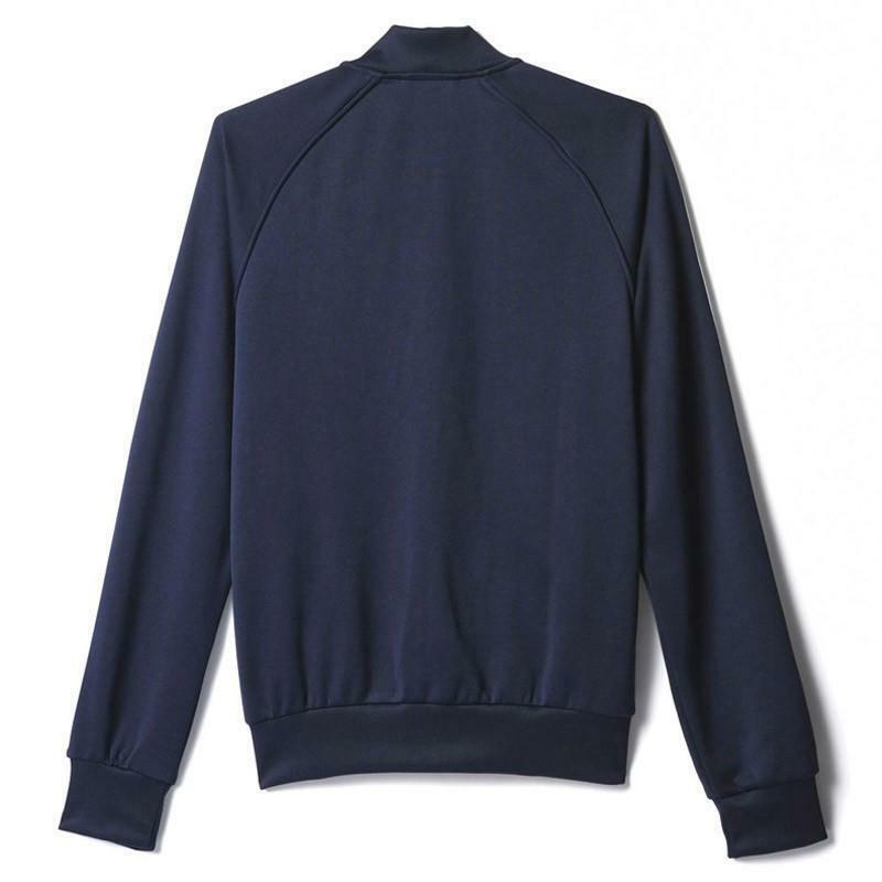 adidas adidas superstar track giacchetto sportivo uomo blu