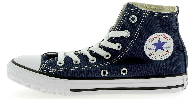 converse converse all star scarpe sportive bambino blu tela lacci 3j233c