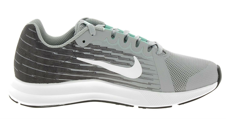 nike nike downshifter 8 gs scarpe sportive grigie 922853005
