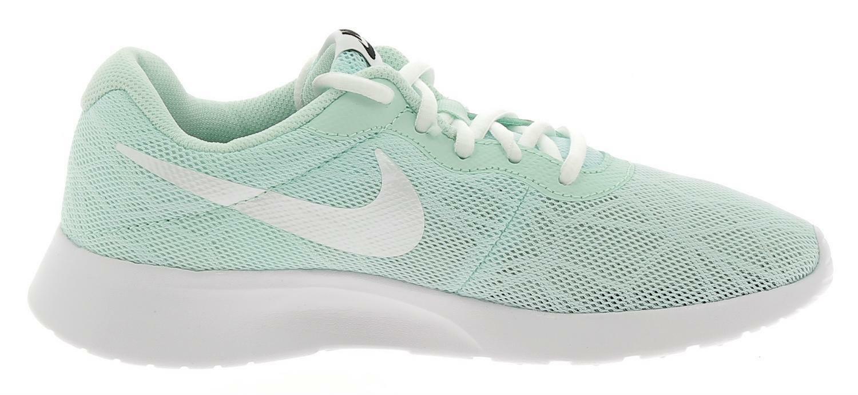 nike nike tanjun scarpe sportive donna verdi 844908304