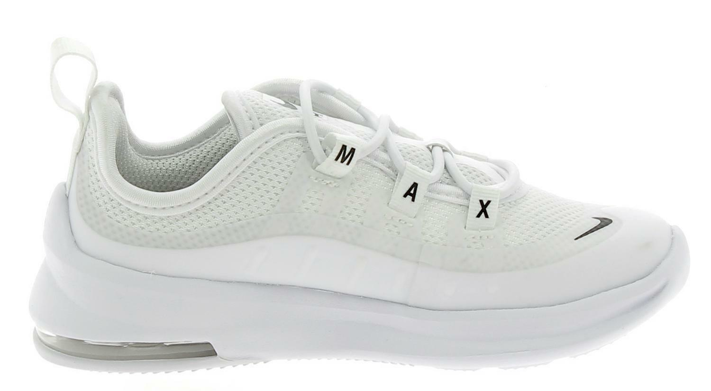 Nike Air Max Axis TD Scarpe Sportive Bambino Bianche