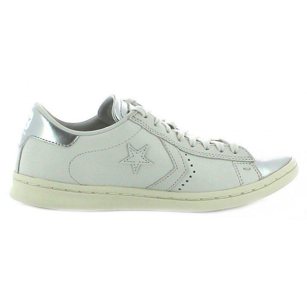 converse converse scarpe bianche pro leather