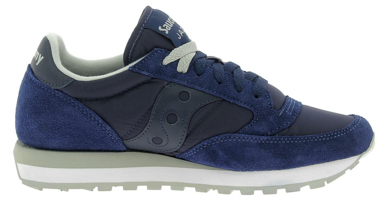 saucony saucony jazz original scarpe sportive uomo blu