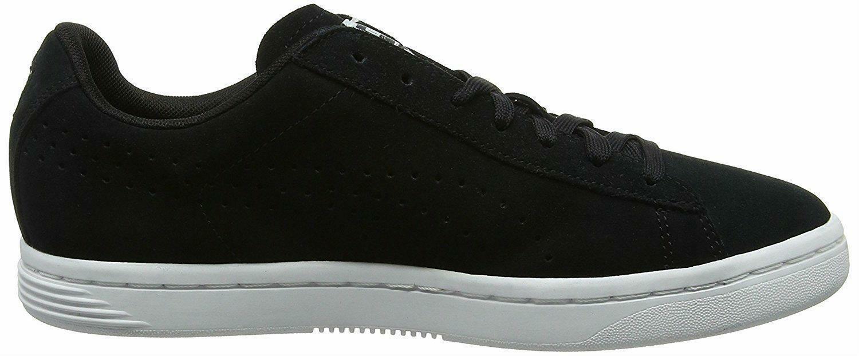 puma puma court star suede scarpe sportive uomo nere 36462101
