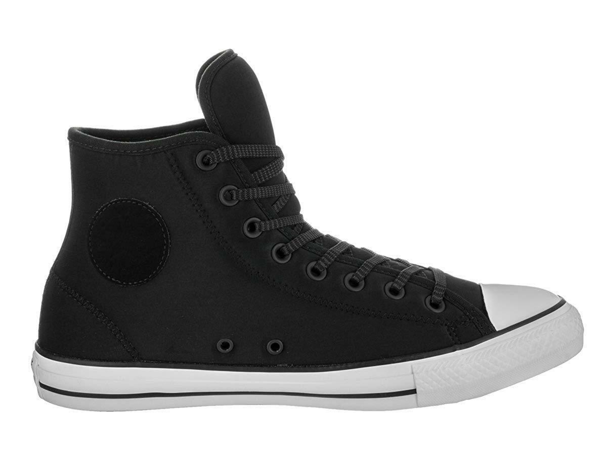 converse converse all star hi scarpe sportive donna nere 153972c