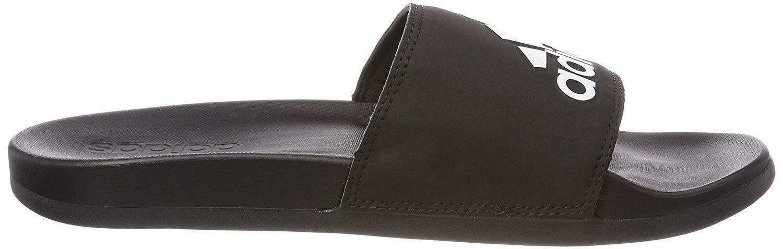 adidas adidas adilette comfort ciabatte uomo nere cg3425