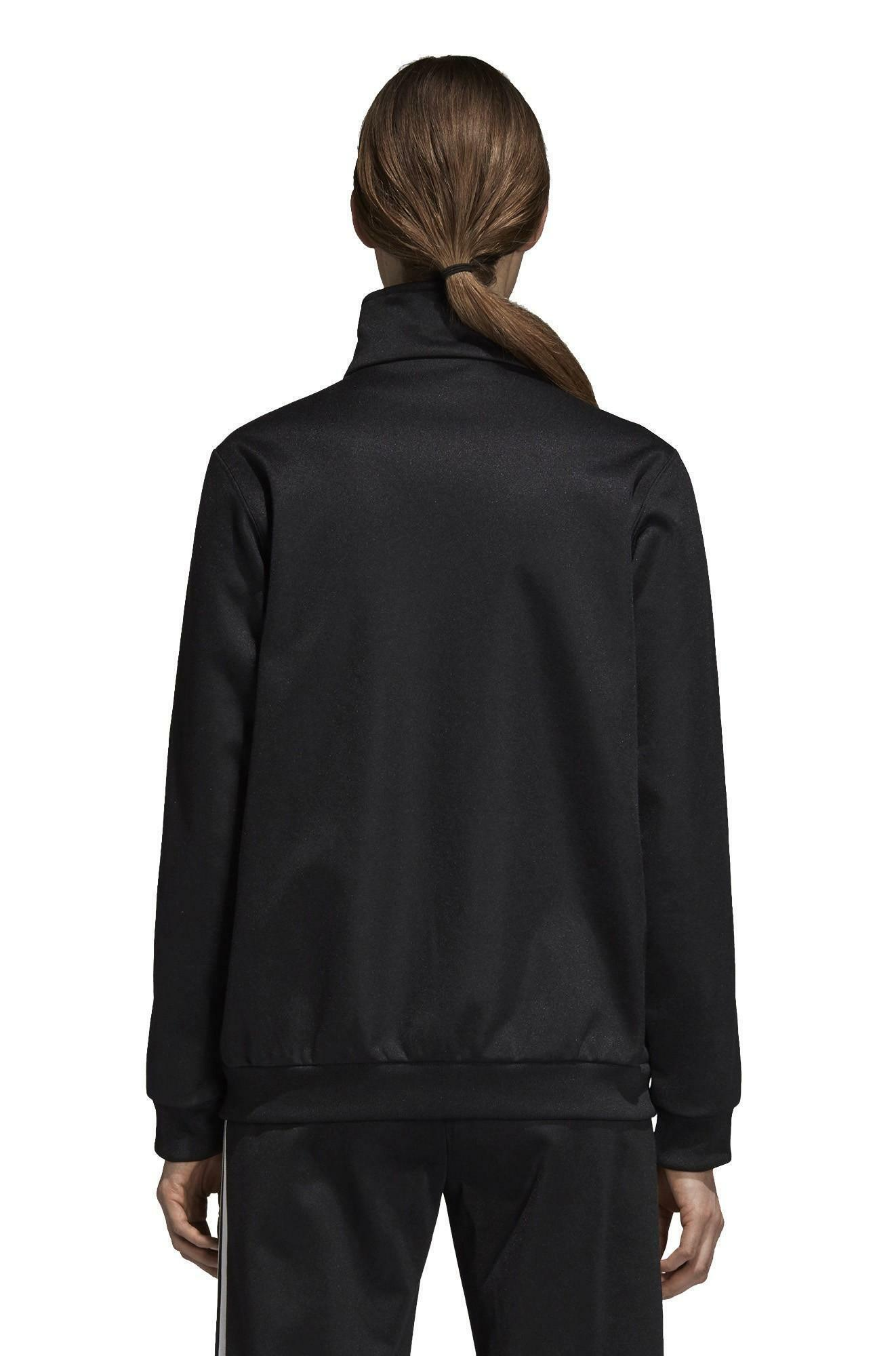 adidas adidas contemp bb tt giacchetto donna nero dh3192