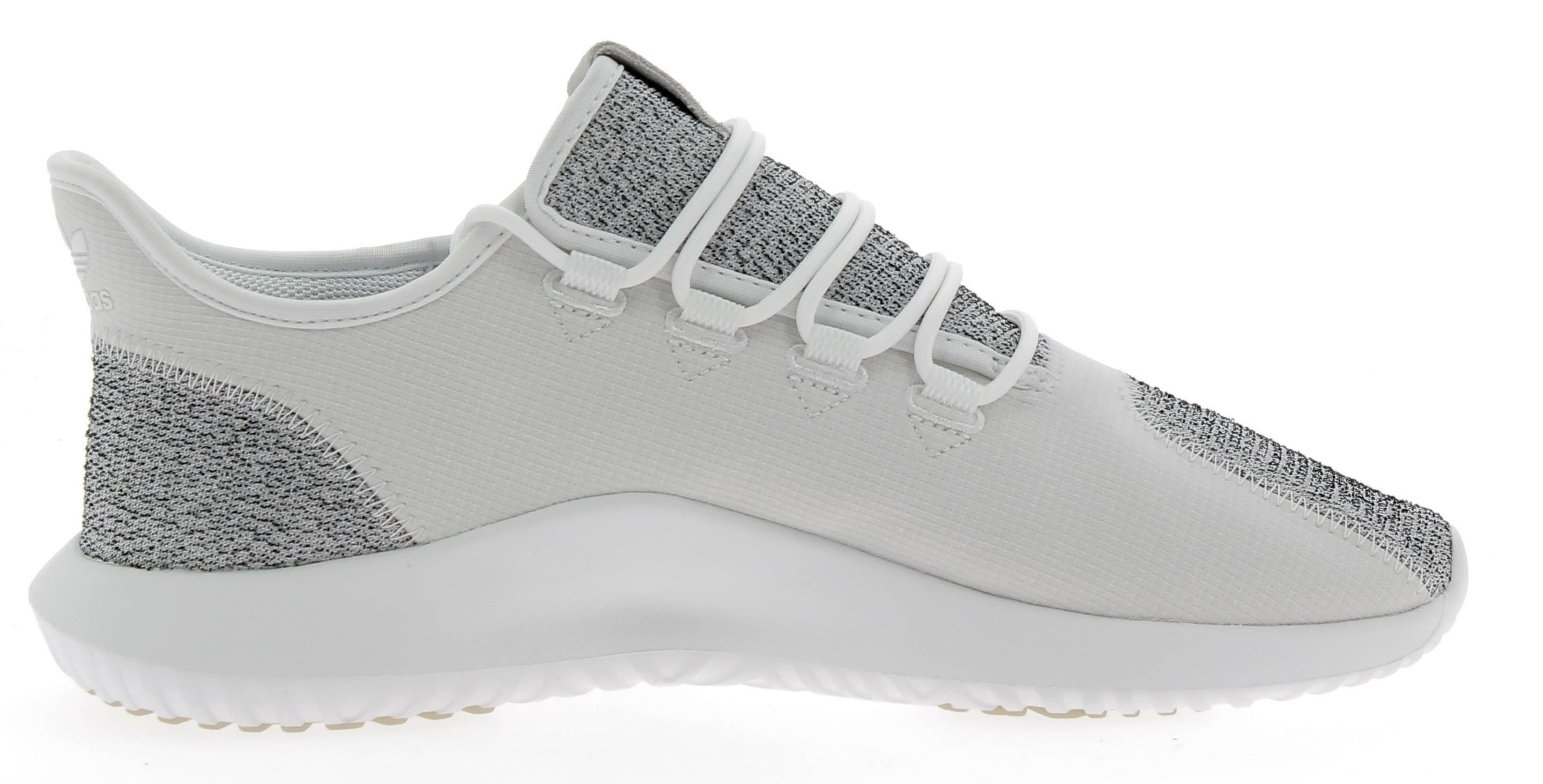adidas adidas tubular shadow scarpe sportive uomo grigie