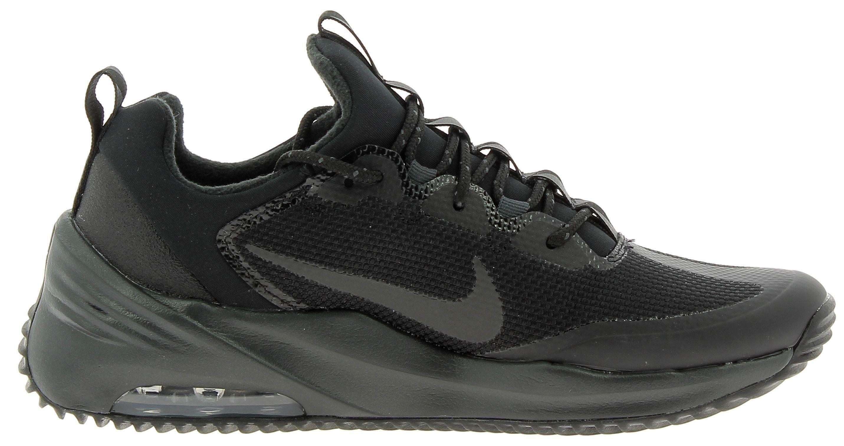 nike nike air max grigora scarpe sportive uomo nere