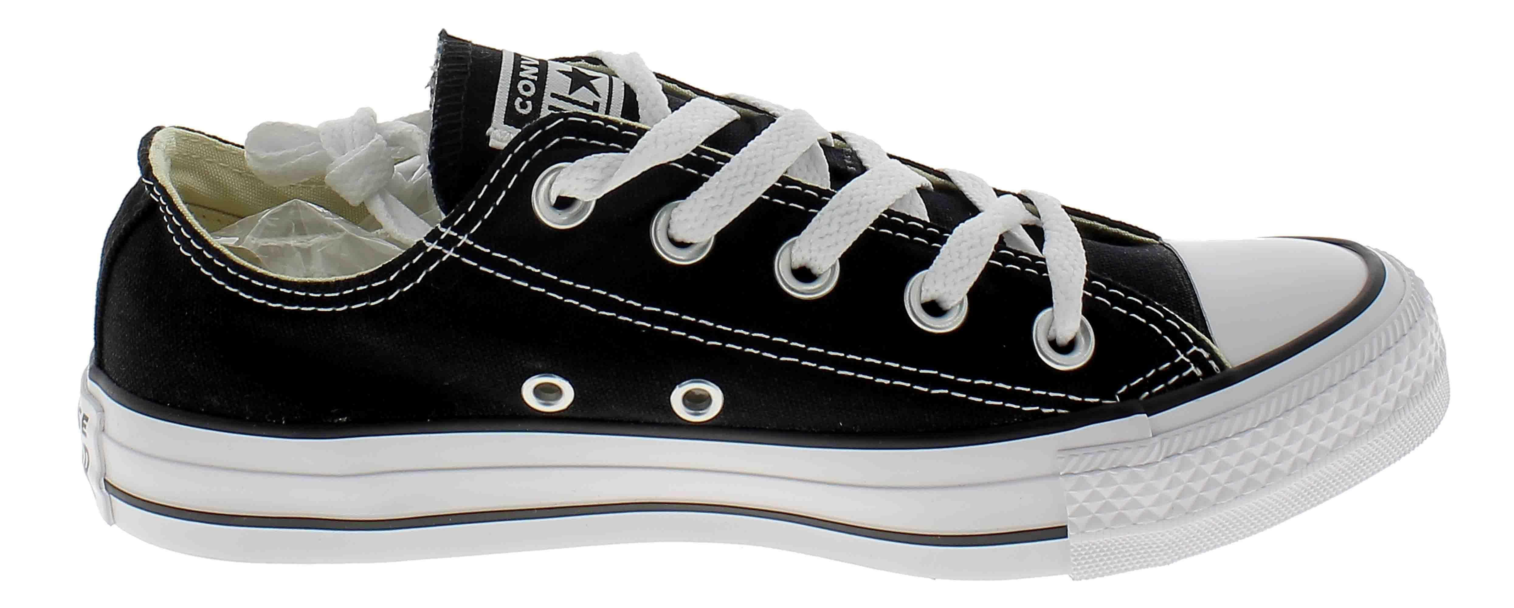 1fb6c8708882 CONVERSE ALL STAR OX OPTICAL SPORT SHOES LOW BLACK M9166