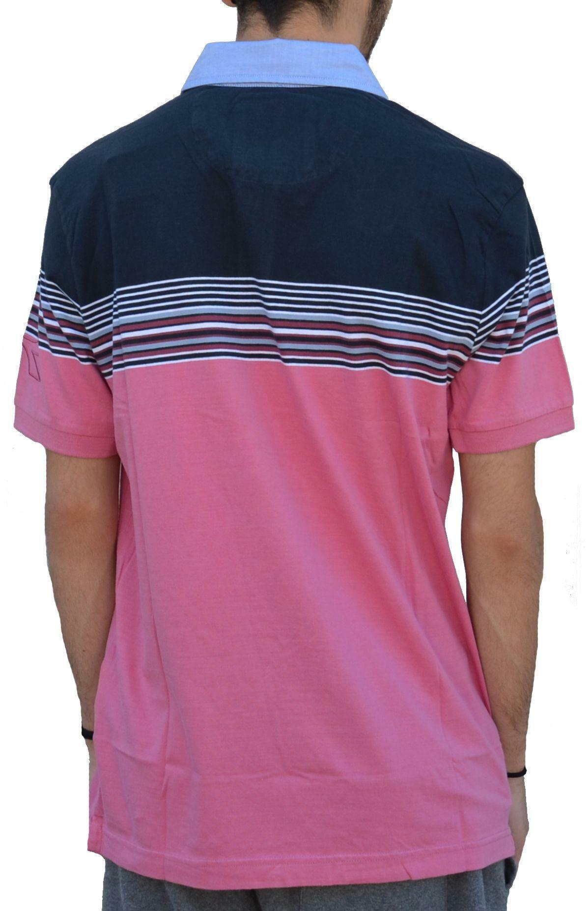 diadora diadora jersey xx polo uomo rosa
