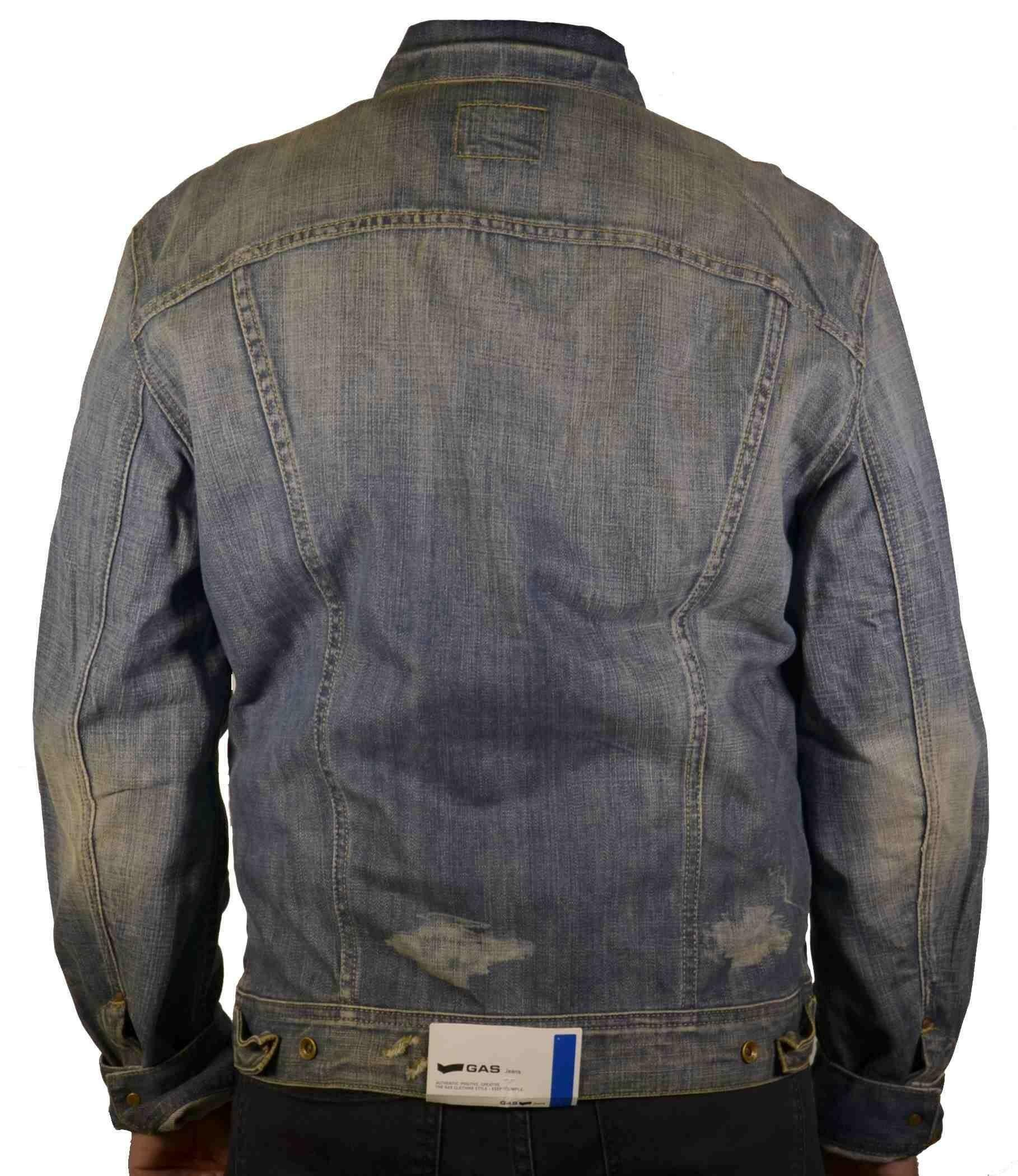 gas werner giubbino vintage jeans