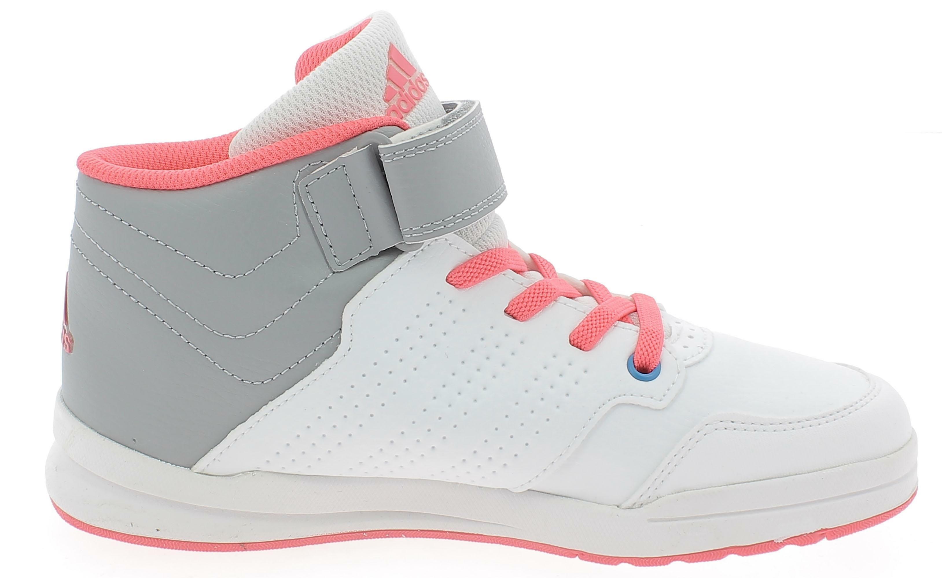 adidas adidas jan bs scarpe sportive bambina bianche b23905