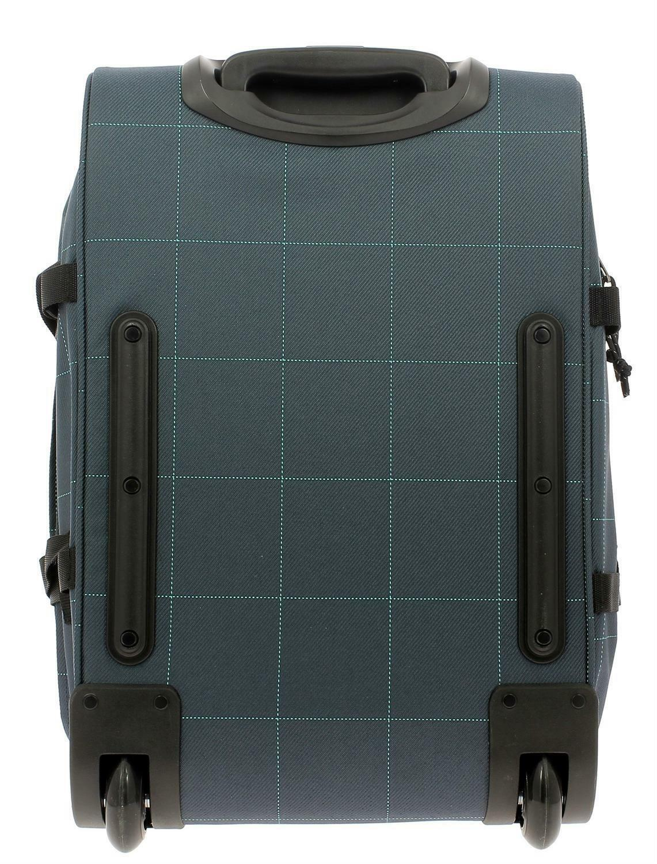 eastpak trolley tranverz s pure cube blu ek61f91e