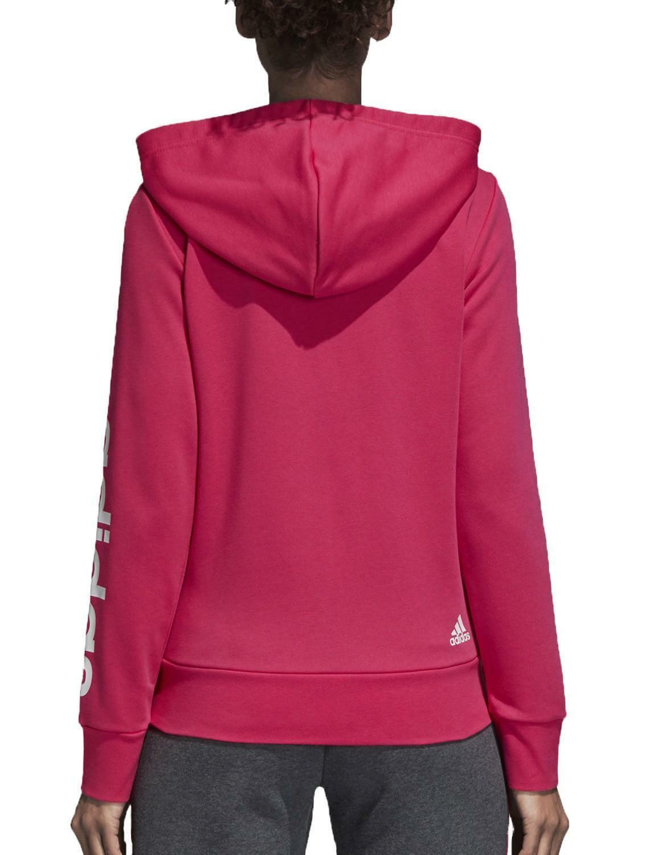 adidas adidas ess line giacchetto donna fucsia cz5718