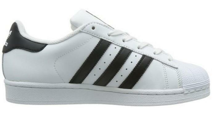 adidas superstar scarpe sportive pelle c77153