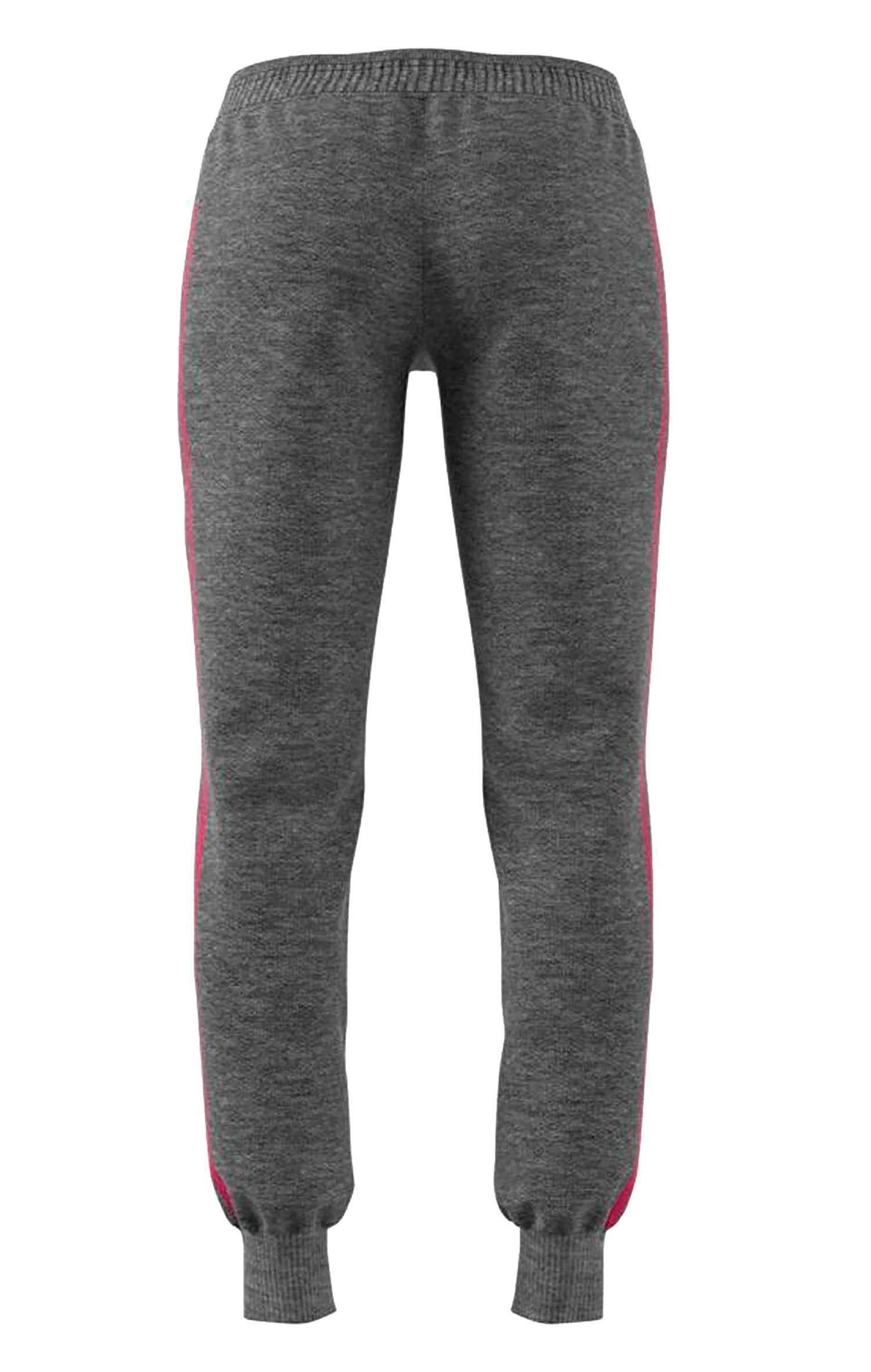 adidas adidas pantaloni tuta donna grigi cz5749