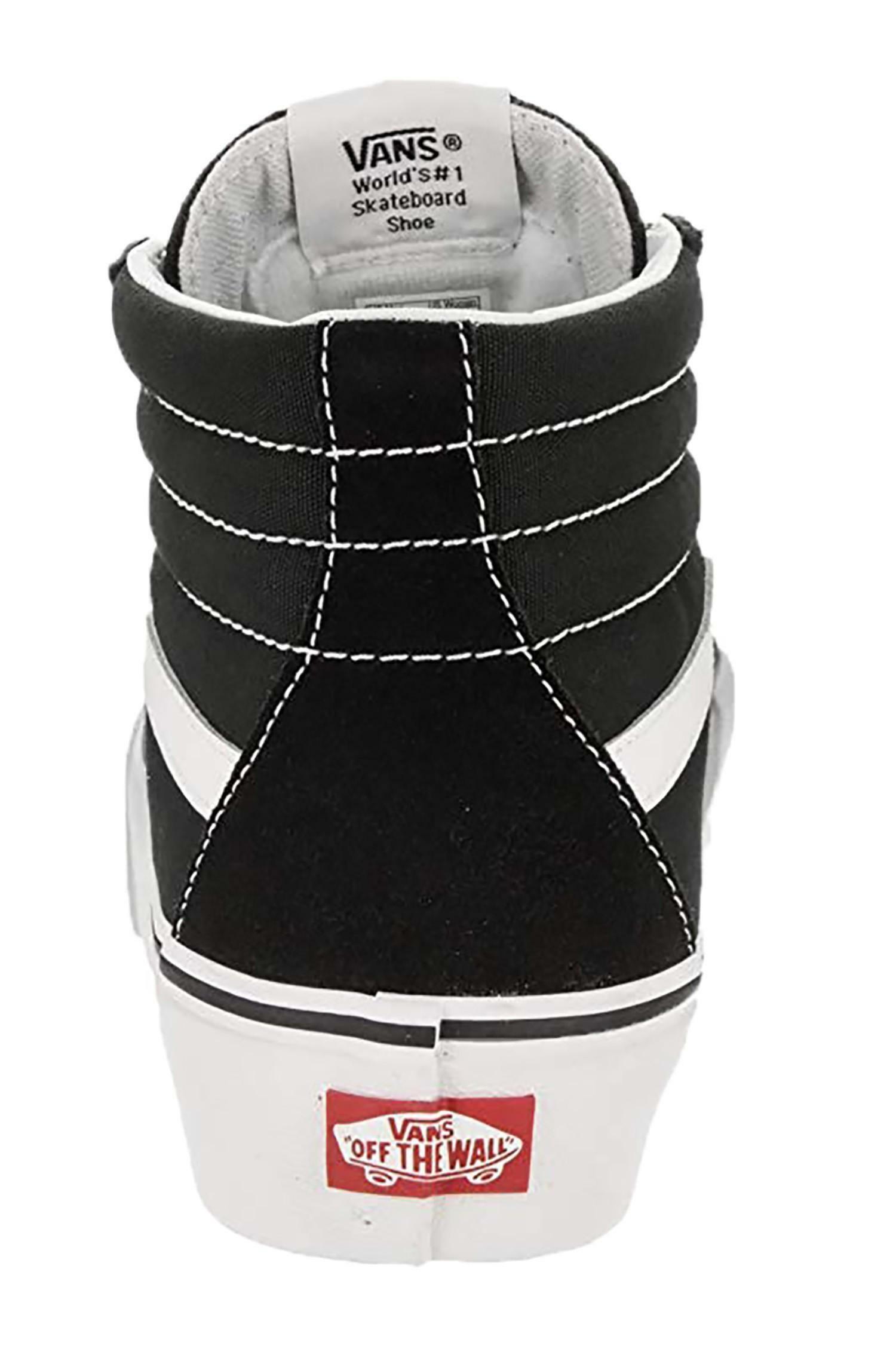 vans vans platform 2 scarpe sportive donna nere vn0a3tkn6bt1