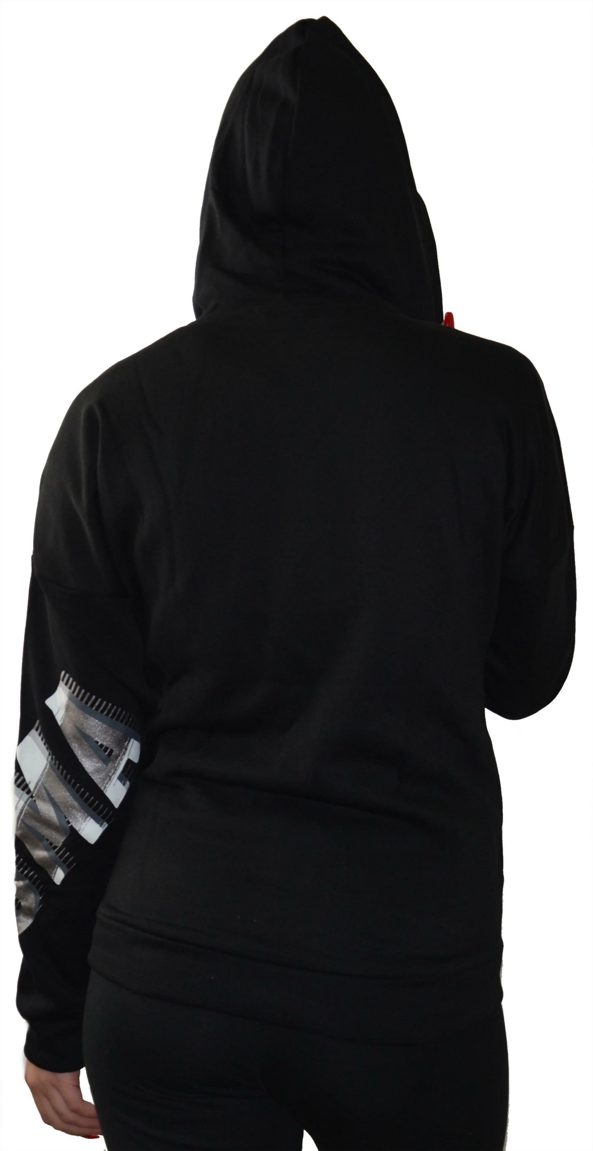 puma giacchetto bambina nero 85183501